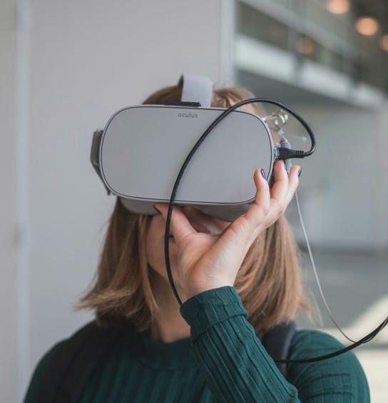 Moodle Virtual reality